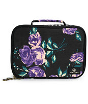 Volcom Poorkay Floral Lunch Box