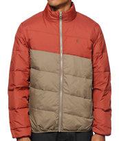 Volcom Puff Von Puff Down Jacket