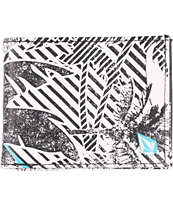 Volcom Reform Aqua Bifold Wallet