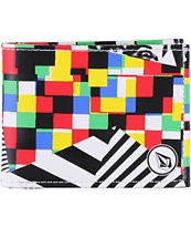 Volcom Reform Art Bifold Wallet