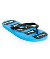 Volcom Rocker Cyan Sandals