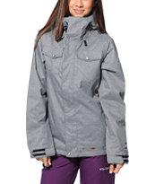 Volcom Shore Grey 10K Snowboard Jacket
