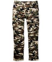 Volcom Slargo Camo Skinny Fit Cargo Pants