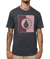 Volcom Sovee Charcoal T-Shirt