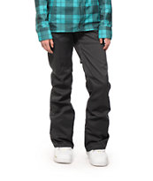 Volcom Species Grey 15K Stretch Snowboard Pants