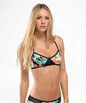 Volcom Tropical Riot Bralette Bikini Top