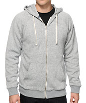 Volcom Vaya Thermal Zip Up Hoodie