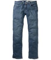 Volcom Vorta Stretch Blue Slim Fit Jeans