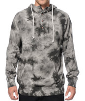 Volcom Washed Pulli Henley Hoodie
