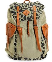 Volcom Wayword Leopard Rucksack