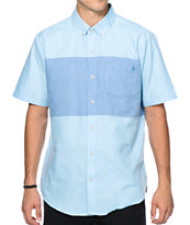 Volcom Weirdoh Big Stripe Button Up Shirt