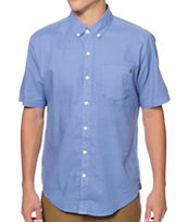 Volcom Weirdoh Faded Button Up Shirt