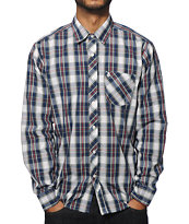 Volcom Weirdoh Long Sleeve Button Up Shirt