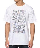 Volcom x RHPS Pool Service White T-Shirt