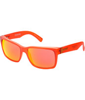 Von Zipper Elmore Red & Lunar Glo Spaceglaze Sunglasses