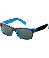 Von Zipper Fulton Black & Blue Sunglasses