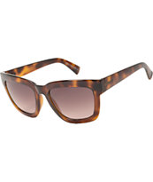 Von Zipper Juice Tortoise Shell Sunglasses