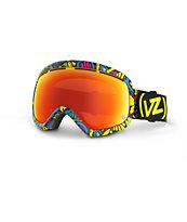 Von Zipper Skylab John Jackson Happy Caps Snowboard Goggle