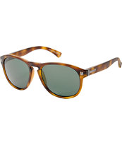 Von Zipper Thurston Satin Tortoise Sunglasses