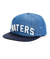 Waters & Army Browns Cap Strapback Hat