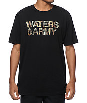 Waters & Army Letters T-Shirt