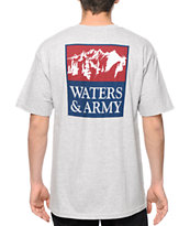 Waters & Army Peaks T-Shirt