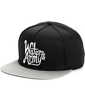Waters & Army Shelter Island Snapback Hat