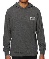 Waters & Army TBF Long Sleeve Hooded Shirt