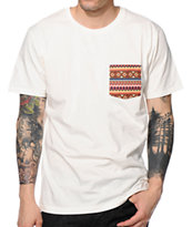 WeSC Kelim Pocket Tee Shirt