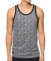 WeSC Never Enough Grey Tank Top