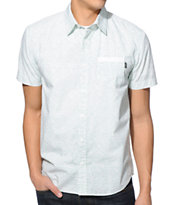 WeSC Never Enough Short Sleeve Button Up Shirt