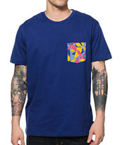 WeSC Pachira Pocket Tee Shirt