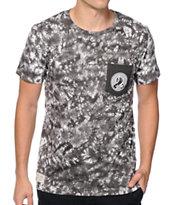 WeSC x Stereo Tie Dye Pocket T-Shirt