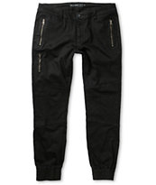 Well Versed Twill Moto Jogger Pants