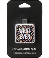 Whatever Portable Battery Pack