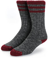 Wigwam Retro Pine Lodge Crew Socks