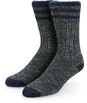 Wigwam Retro Pine Lodge Crew Socks