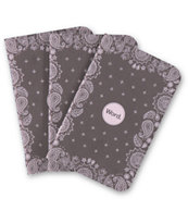 Word. Notebooks Bandana 3 Pack Notebook