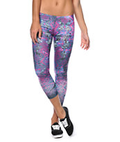 Workshop Aztec Tribal Leggings