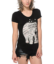 Workshop Tattoo Elephant T-Shirt
