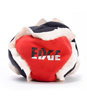 World Footbag Edge 3 Panel Sand Footbag
