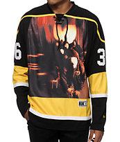 Wu-Tang 36 Chambers Hockey Jersey