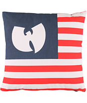 Wu-Tang America Throw Pillow