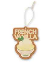 Wu-Tang CREAM French Vanilla Air Freshener