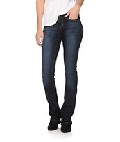 YMI Wanna Betta Butt Dark Wash Bootcut Jeans