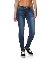 YMI WannaBettaButt Medium Wash Jeggings
