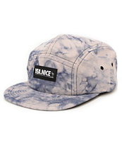 Yea.Nice Acid Blue 5 Panel Hat