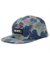 Yea.Nice Leafed 5 Panel Hat