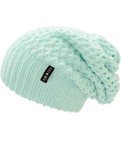 Yea.Nice Mint Reversible Beanie