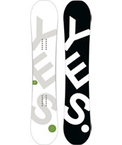 Yes Basic 152cm Snowboard